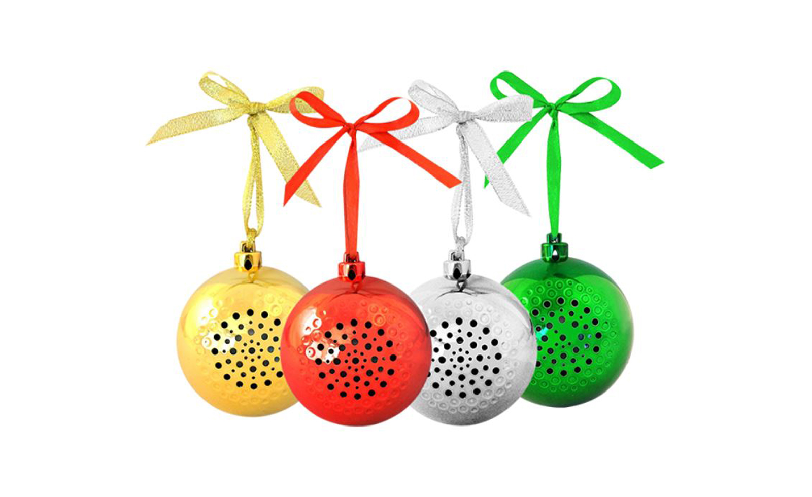 CHRISTMAS IS COMING: scopri lo speaker pallina di Natale!: CHRISTMAS IS COMING: scopri lo speaker pallina di Natale!